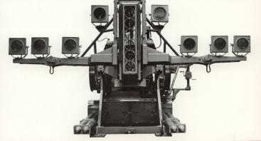 Système optique d'appontage
