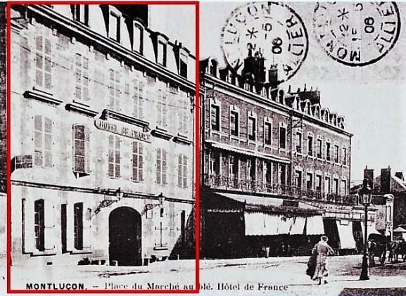 photo 37 - L'Hôtel de France