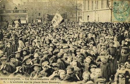 MANIFESTATION 1906