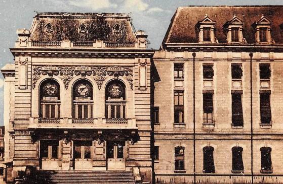 Z Théâtre et hôtel de ville